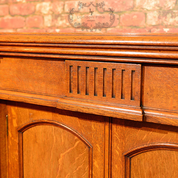 Regency Breakfront Sideboard, c.1830 - London Fine Antiques - 4