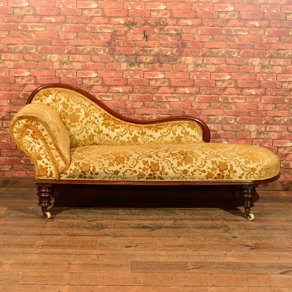 Victorian Chaise Longue, c.1870 - London Fine Antiques