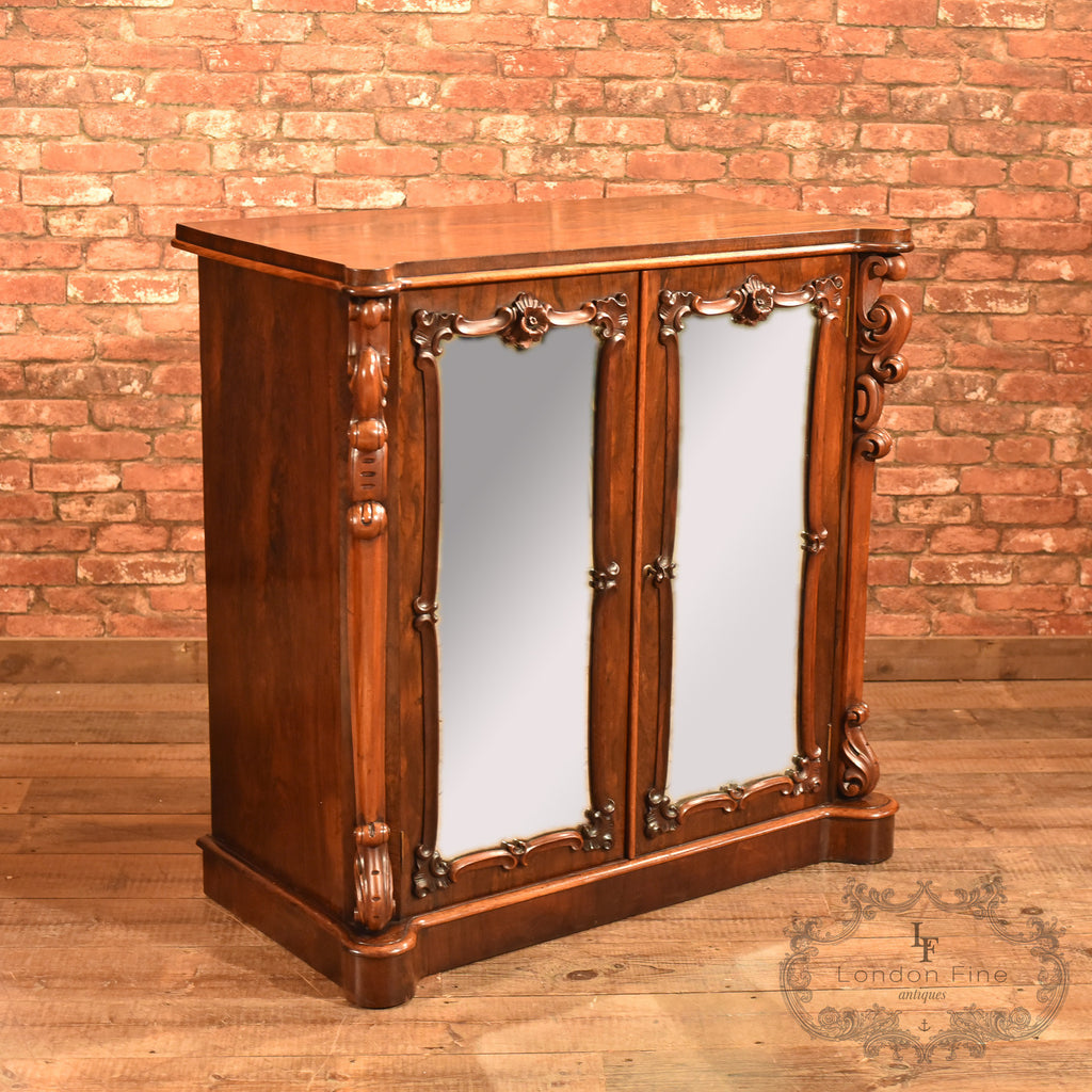 Regency Rosewood Chiffonier, c.1830 - London Fine Antiques