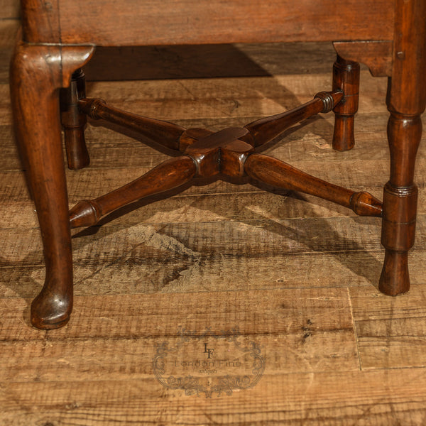 Late Georgian Corner Elbow Chair, c.1790 - London Fine Antiques - 10