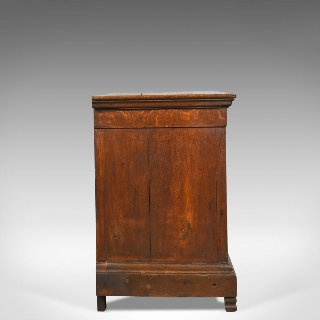 ... Antique Cupboard, 19th Century, French, Oak, Cabinet Circa 1850 -  London Fine ... - Antique Cupboard, 19th Century, French, Oak, Cabinet Circa 1850