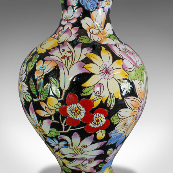 Antique Decorative Vase, French, Cloisonne, Baluster Urn, Victorian, Circa 1880 - London Fine Antiques