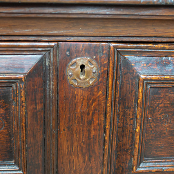 Antique Dresser Base, Early 18th Century, English, Oak, Sideboard, Circa 1700 - London Fine Antiques