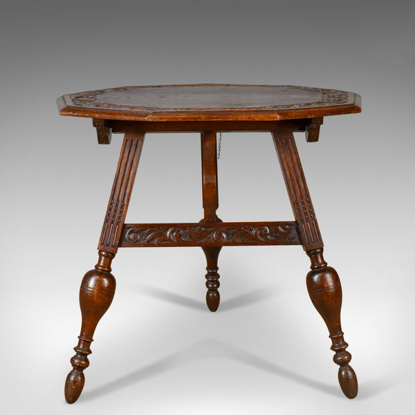 Antique Folding Table, Dutch, Friesland, Oak, Ships, Tavern, Campaign Circa 1880 - London Fine Antiques