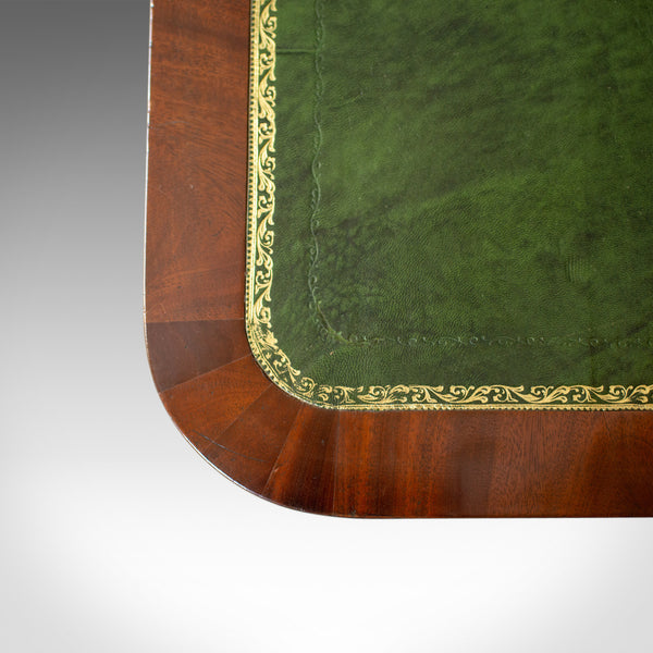 Antique Library Table, English, William IV, Mahogany, Cartographers, Circa 1835 - London Fine Antiques