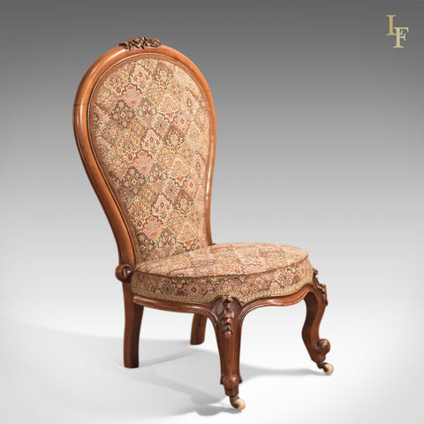 Antique Nursing Chair, English Regency c1820 - London Fine Antiques