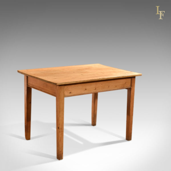 Victorian Antique Pine Table, c.1900 - London Fine Antiques