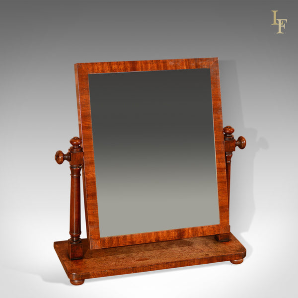 Regency Antique Platform Mirror, c.1820 - London Fine Antiques