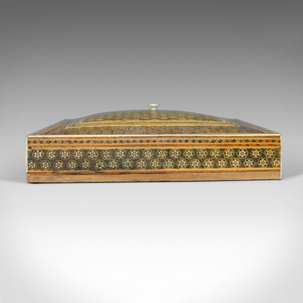 Antique Sadeli Ware Box, Anglo-Indian, Jewellery, Late 19th Century - London Fine Antiques