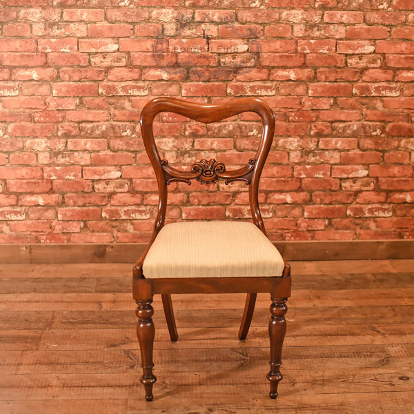 William IV, Set of Six Buckle Back Dining Chairs, c.1835 - London Fine Antiques - 2
