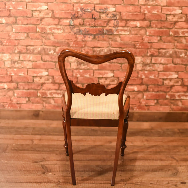 William IV, Set of Six Buckle Back Dining Chairs, c.1835 - London Fine Antiques - 4