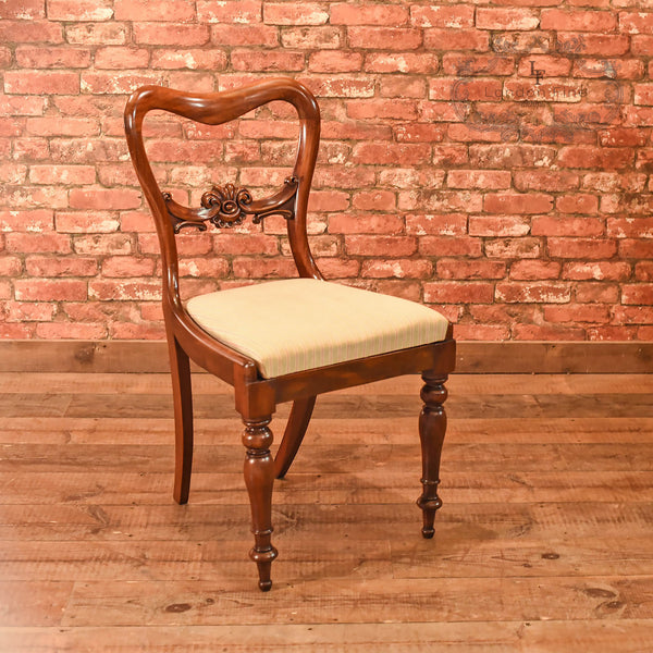 William IV, Set of Six Buckle Back Dining Chairs, c.1835 - London Fine Antiques - 5