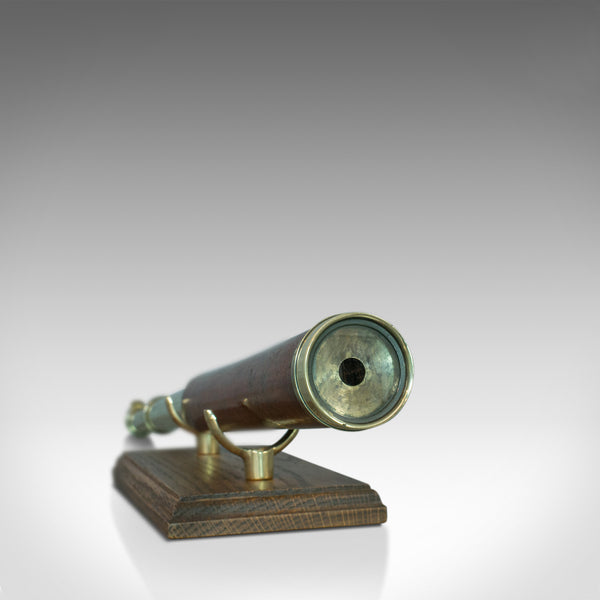Antique Telescope, 2 Draw, Terrestrial, Astronomical, English, Georgian, C.1760 - London Fine Antiques