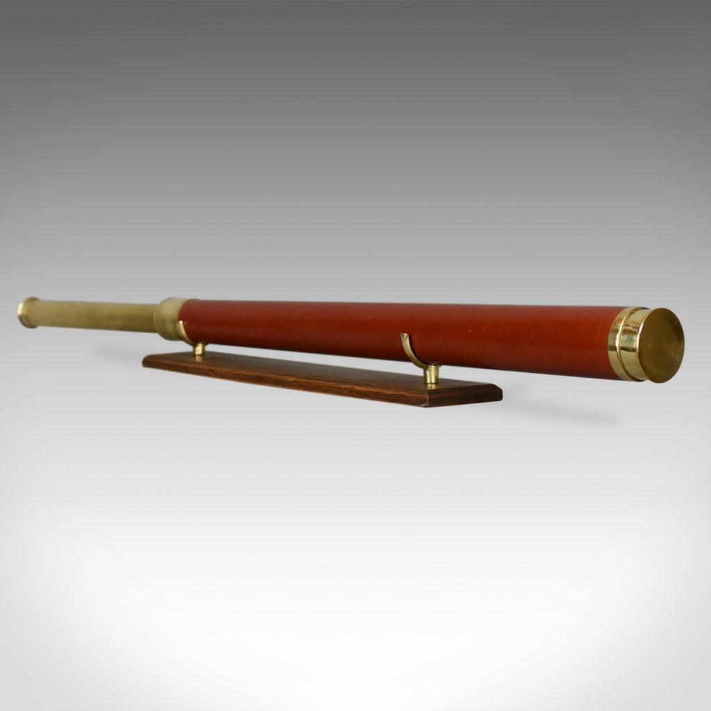 Antique Telescope, Large, Single Draw Refractor, Cary London, Circa 1820