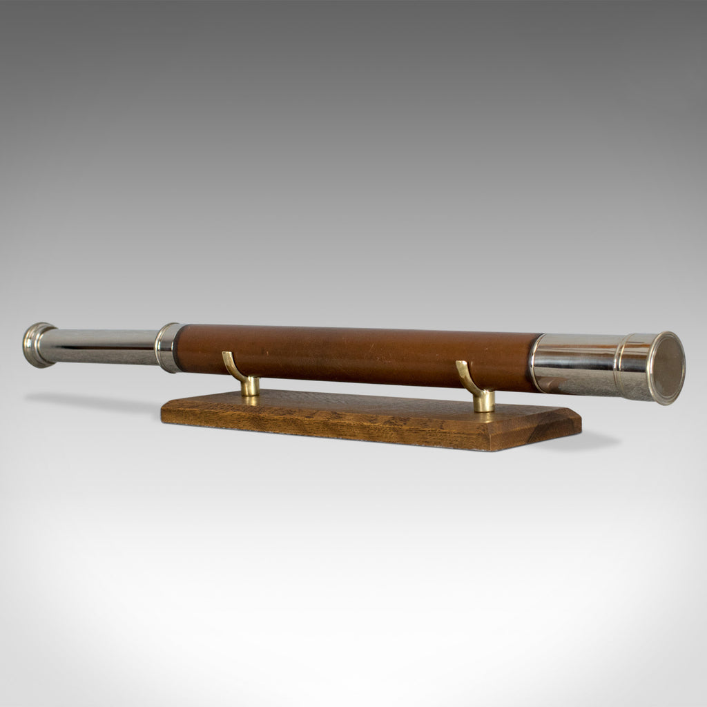 Antique Telescope, Single Draw Officer of the Watch, Gieves Ltd, London c.1930 - London Fine Antiques