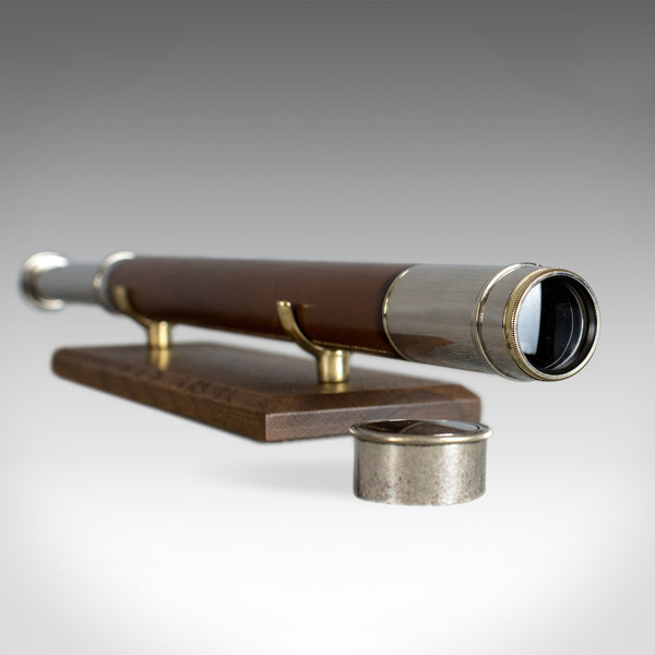 Antique Telescope, Single Draw Officer of the Watch, Gieves Ltd, London c.1930