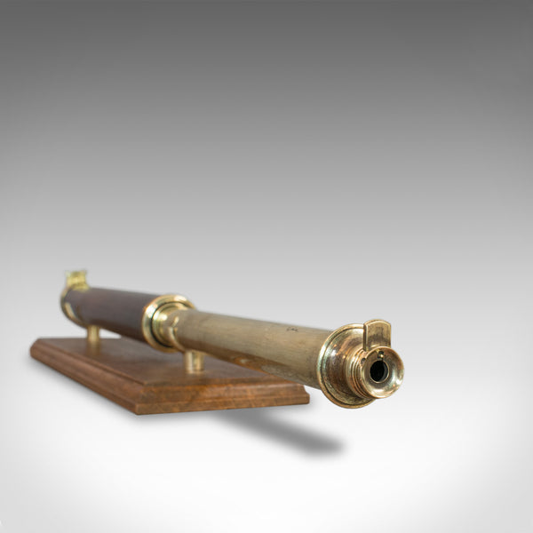 Antique Telescope, Single Draw, Terrestrial, Astronomical, Georgian Circa 1760