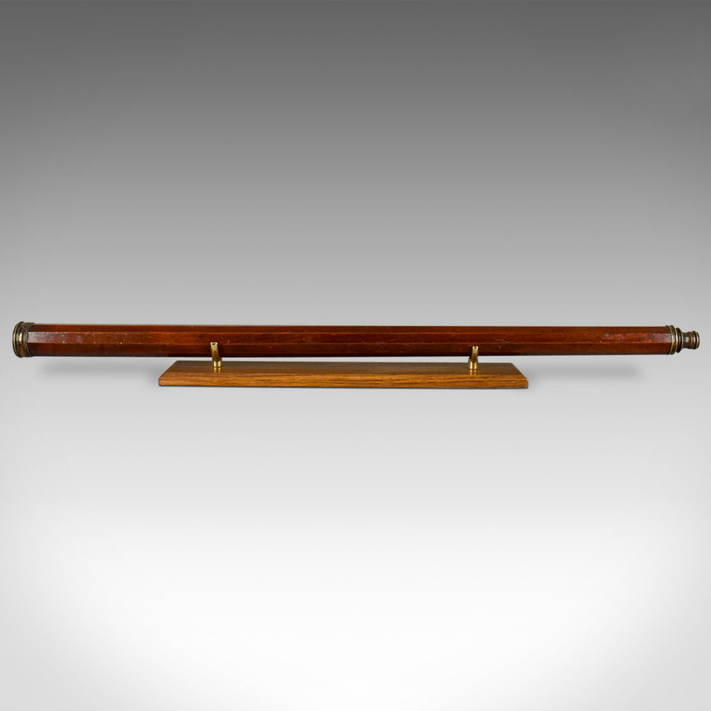 Antique Telescope on Stand, English, Terrestrial, Astronomical, Circa 1750 - London Fine Antiques