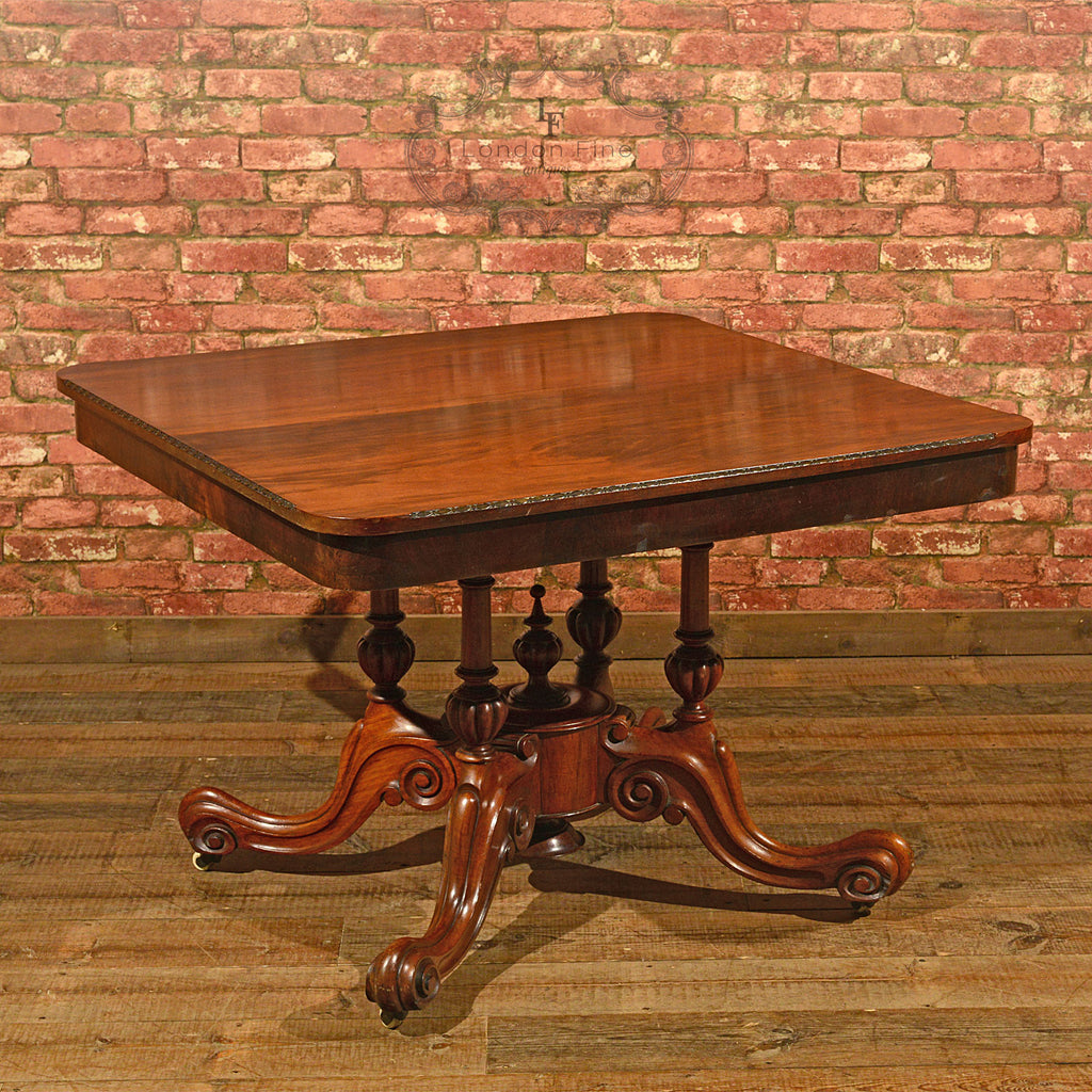 Victorian Tilt Top Breakfast Table, c.1870 - London Fine Antiques - 1