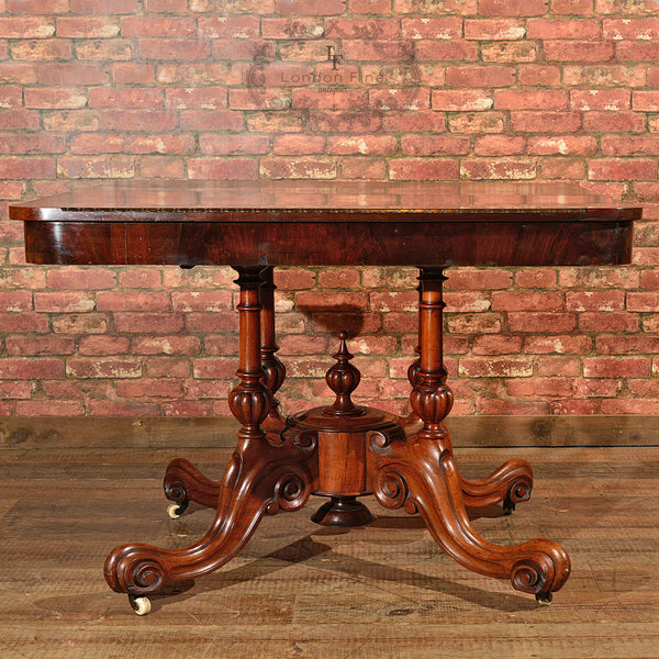 Victorian Tilt Top Breakfast Table, c.1870 - London Fine Antiques - 5