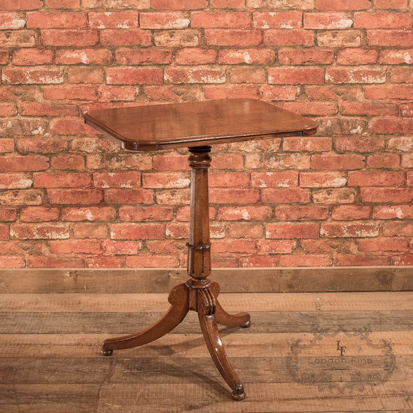 Late Regency Oak Wine Table, c.1830 - London Fine Antiques - 2