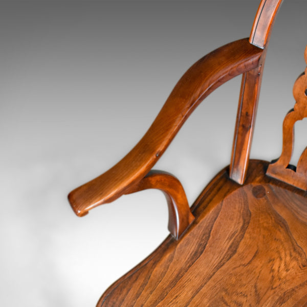 Chiltern Bodgers Chair, High Wycombe, English, Yew, Elm, Windsor Circa 1948 - London Fine Antiques