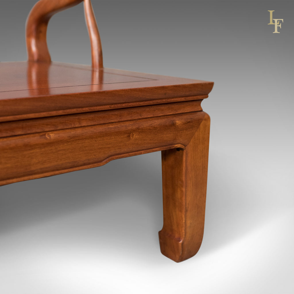 Good Bench Form: Chinese Rosewood 3 Seater Bench In Traditional Form Dating