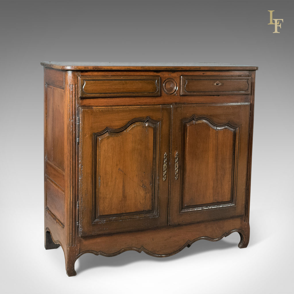 antique sideboard cabinet 18th century walnut cupboard antiques