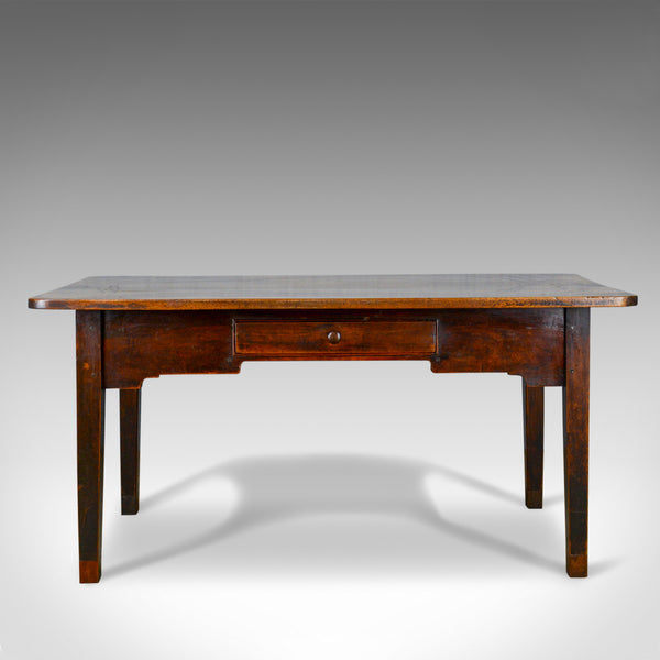 French Antique Patisserie Table, Mahogany, Country Kitchen Dining Circa 1800 - London Fine Antiques