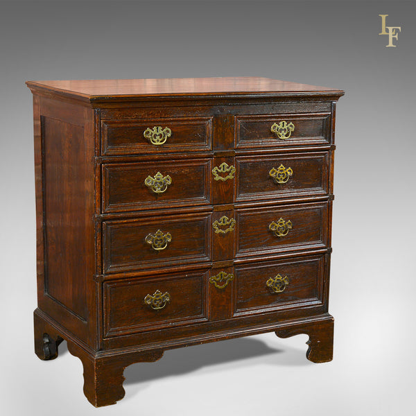 Antique Chest of Drawers, Early Georgian - London Fine Antiques