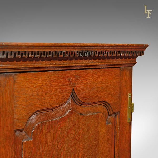 Georgian Hanging Antique Corner Cabinet, c.1780 - London Fine Antiques
