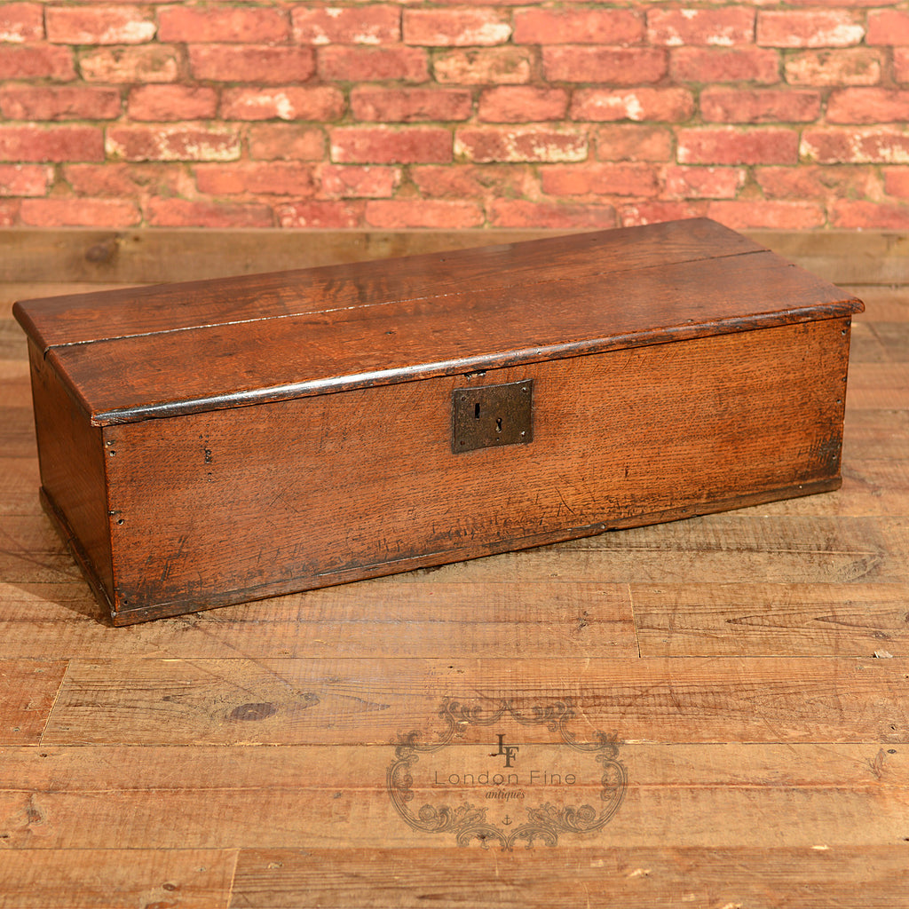 Georgian Carriage Document Box - London Fine Antiques