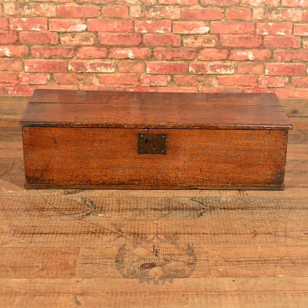 Georgian Carriage Document Box - London Fine Antiques - 2