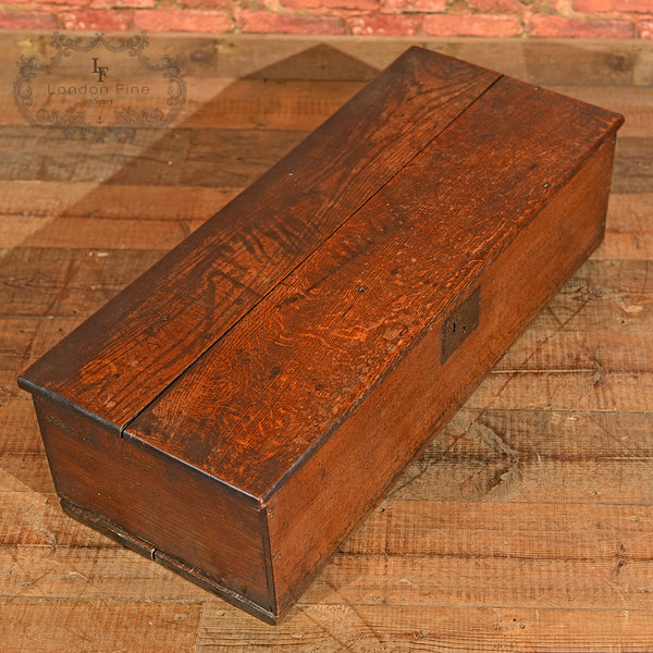 Georgian Carriage Document Box - London Fine Antiques - 3