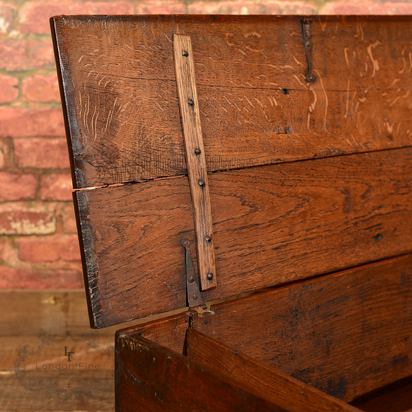 Georgian Carriage Document Box - London Fine Antiques - 6