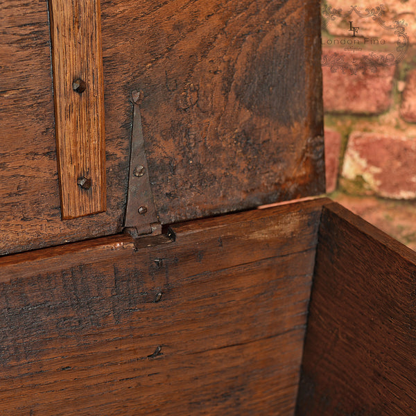 Georgian Carriage Document Box - London Fine Antiques - 7