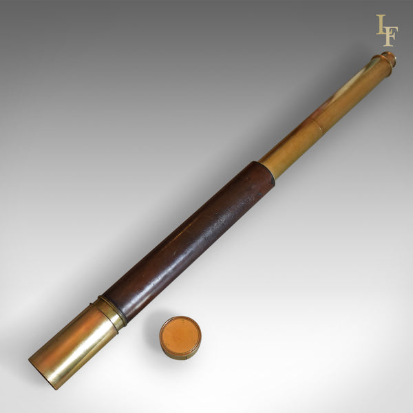 Antique Telescope, Dollond 'Day or Night' Terrestrial & Astronomical Use c.1850 - London Fine Antiques