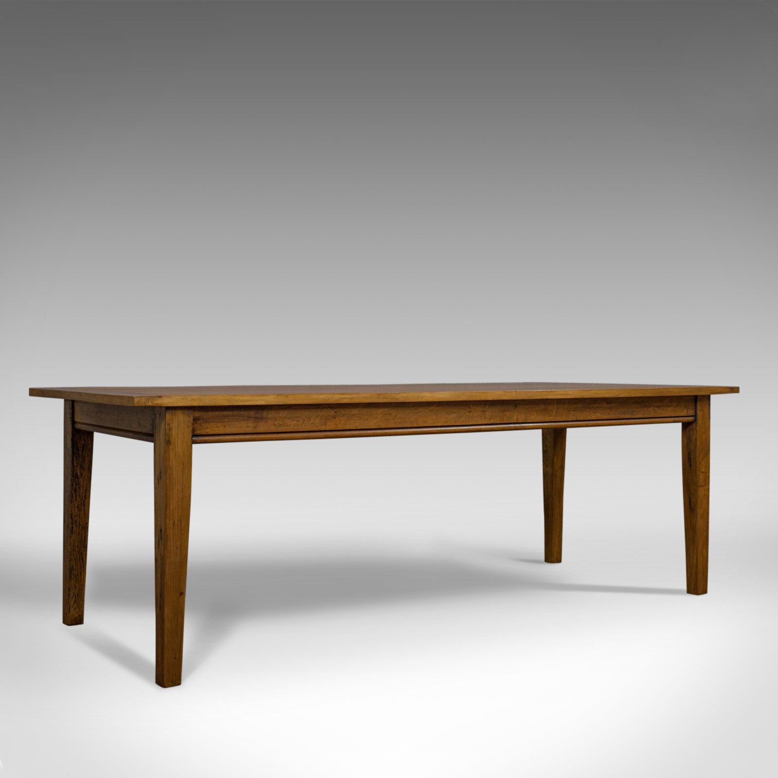 Pleasant Details About Large Antique Dining Table Oak English Victorian Seats Eight Circa 1900 Download Free Architecture Designs Pushbritishbridgeorg