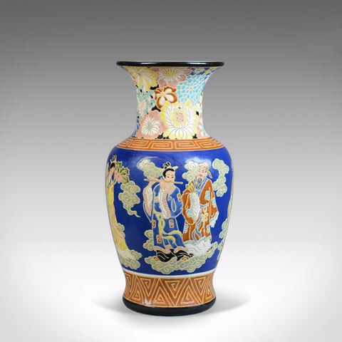 Large, Vintage, Vietnamese, Baluster Vase, Oriental, Mid-Late 20th Century - London Fine Antiques