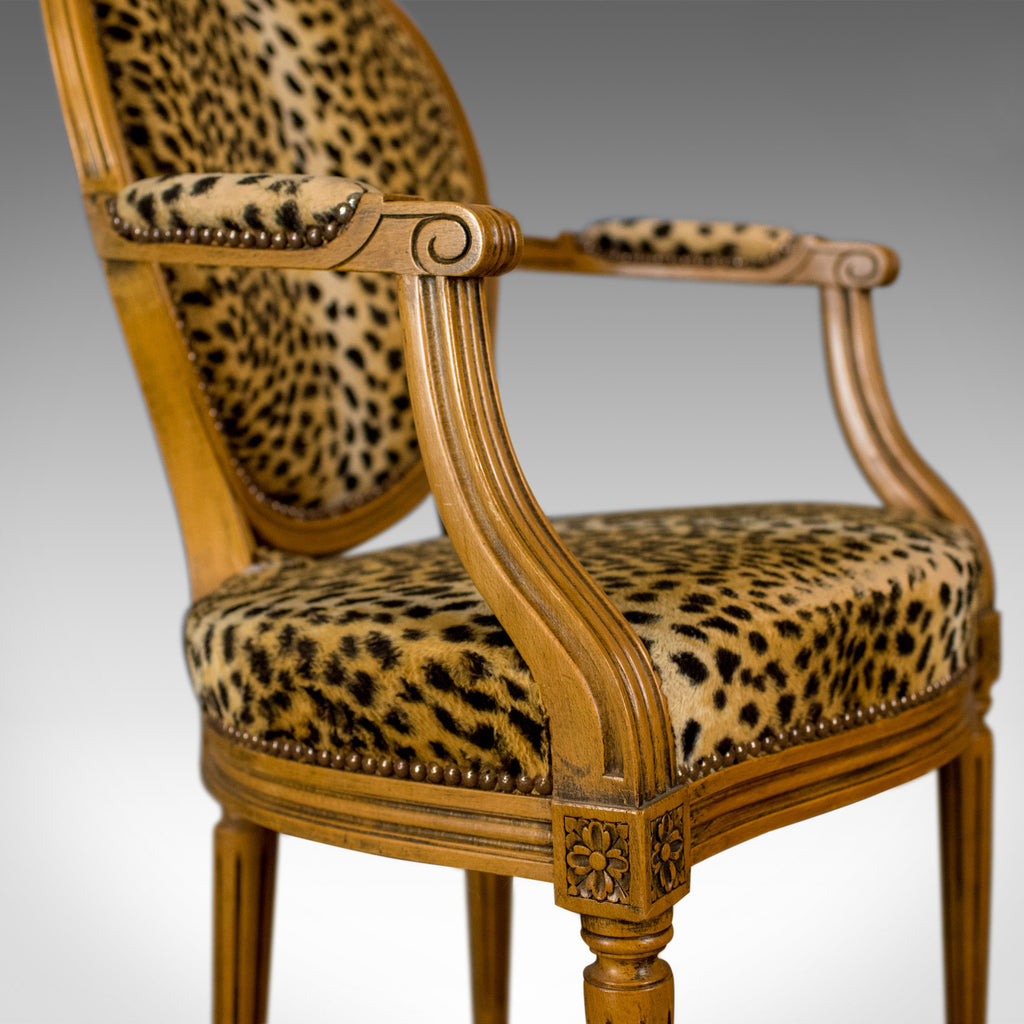 ... Mid 20th Century Pair of French Open Armchairs 3774c3b50