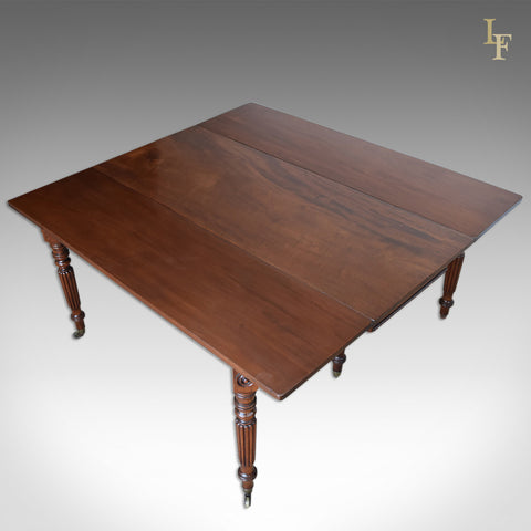 Antique Dining Table, 8 Seater, Regency c.1820 - London Fine Antiques