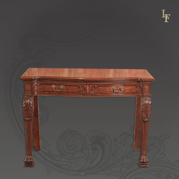 Antique Serving Table, Regency Sideboard c1830 - London Fine Antiques