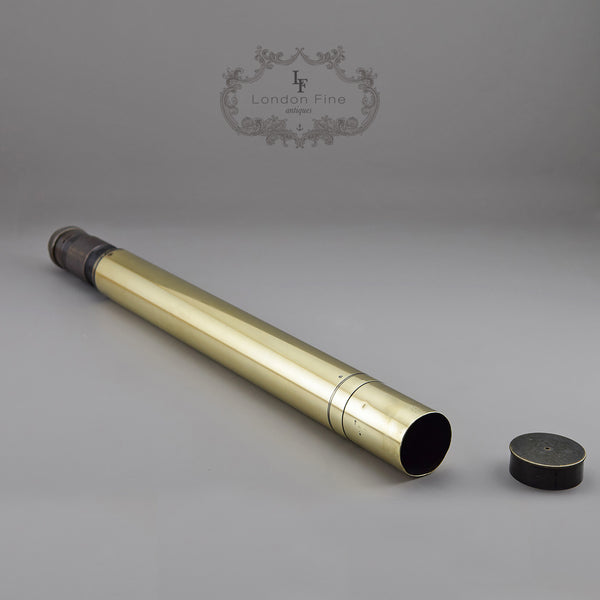 Antique Telescope, WW1 Ross Signal Scope - London Fine Antiques