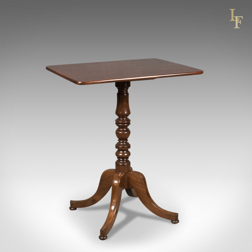 Antique Wine Table, Mahogany, Victorian, English, Side c.1900 - London Fine Antiques