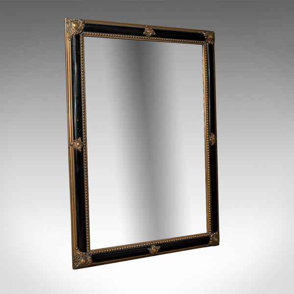 Regency Revival Wall Mirror, Decorative Late 20th Century