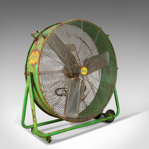 Very Large Floor Standing Fan, Powerful, Superdry, Industrial, Cooling