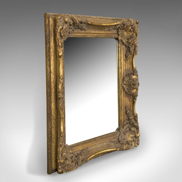 Wall Mirror in Victorian Classical Revival Taste, Giltwood, Late 20th Century - London Fine Antiques