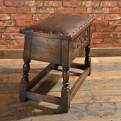 Victorian Joint Stool - London Fine Antiques - 3