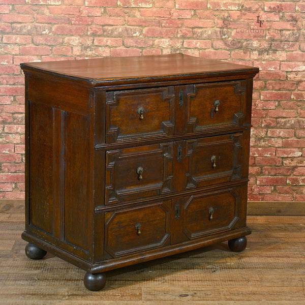William & Mary Chest of Drawers, c.1690 - London Fine Antiques - 1