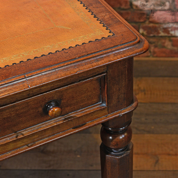 William IV Library Writing Table, c.1835 - London Fine Antiques - 7